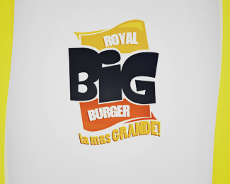 Royal Big Burger