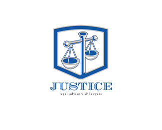 Justice Legal Advisors and Lawyers Logo