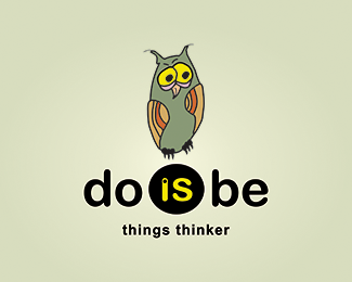 DO is BE - things thinker - logo