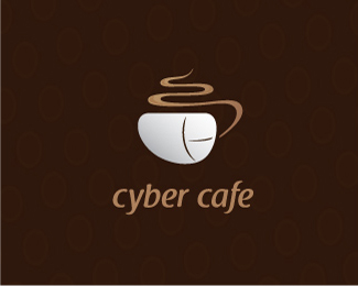 Cyber Cafe logo (edited)