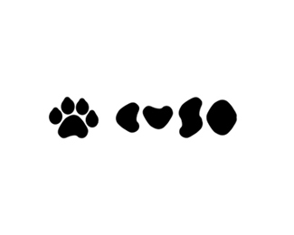 Cuso pet shop / pet products logo design