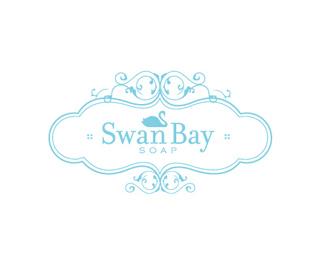 logopond - logo, brand & identity inspiration (swan bay soaps)