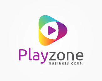 Play Zone Logo