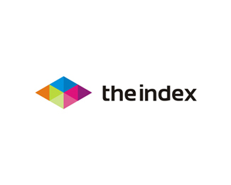 The Index web / mobile / apps developer logo desig