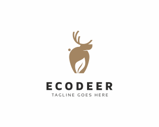 Eco Deer Logo