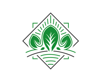 Green Eco Friendly Logo