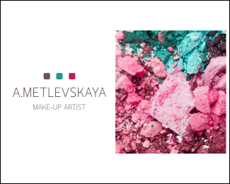AMETLEVSKAYA MAKE-UP