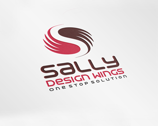 sally design wings
