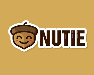 Nutie - the cute nut