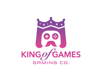 King Of games Logo