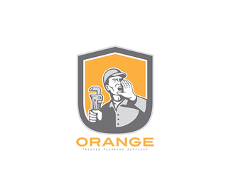 Orange Trusted Plumbing Services Logo