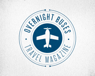 Overnight Buses Airplane Seal