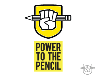 power to the pencil