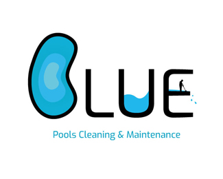 Blue - Pools Cleaning