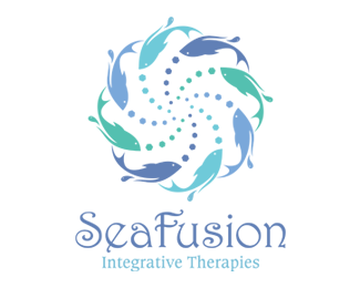 Sea Fusion Therapies Logos for Sale