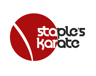 Staple's Karate