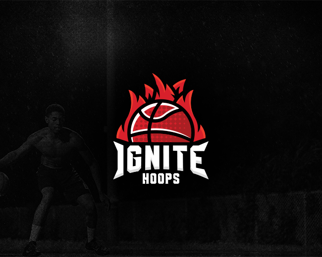 Ignite Hoops Logo