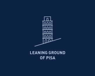 Leaning Ground of Pisa
