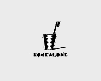 day 93 - home alone