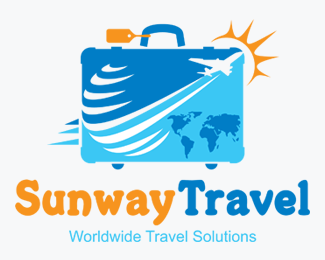 Sunway Worldwide Travel Solutions Logos for Sale