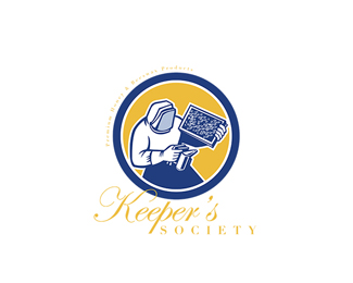 Keeper's Society Premium Honey Logo