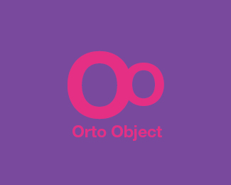 Orto Object Logo Design