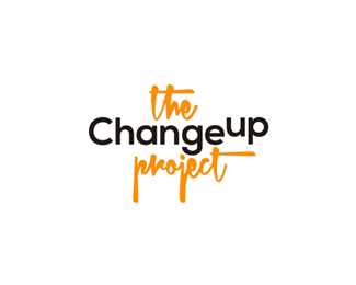 The ChangeUp project logo design