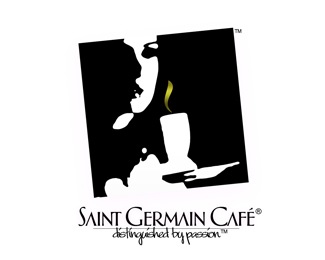 Saint Germain Cafe Logo