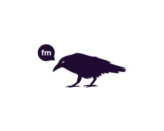 Logopond logo brand identity inspiration fantomachine crow fantomachine crow sciox Choice Image