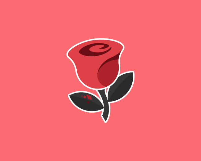 Rose Logo Design