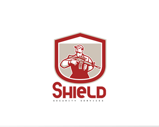 Shield Security Services Logo