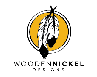 Wooden Nickel Designs