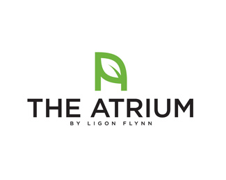 The Atrium by Ligon Flynn