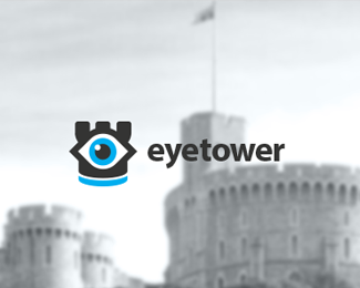 Eyetower Logo Design
