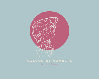 Colour by Numbers Beauty Salon