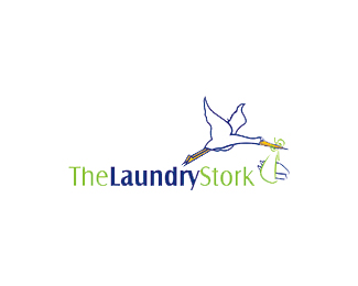 Laundry Services Logo