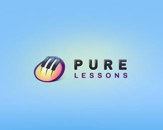 Pure Lessons Logo
