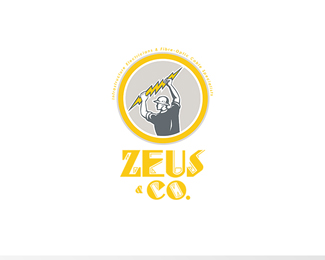 Zeus Co Electricians Logo