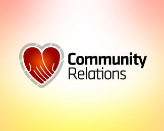 Community Relations Team Logo