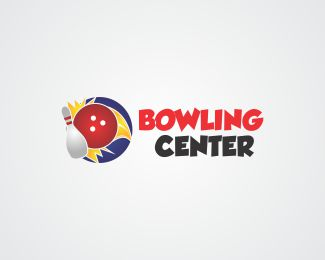 Bowling Center Logo