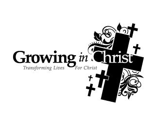 logopond logo brand identity inspiration growing in christ