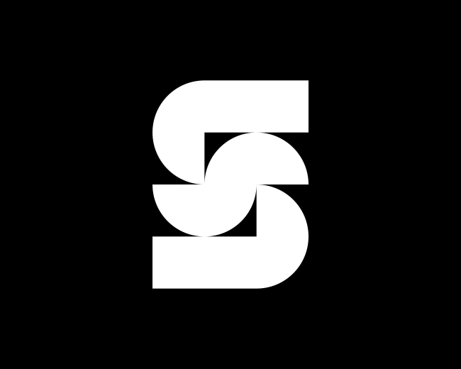 S Lettermark - Grid construction