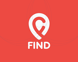 Find Location Logo
