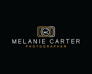 Melanie Carter Photography Logo Template
