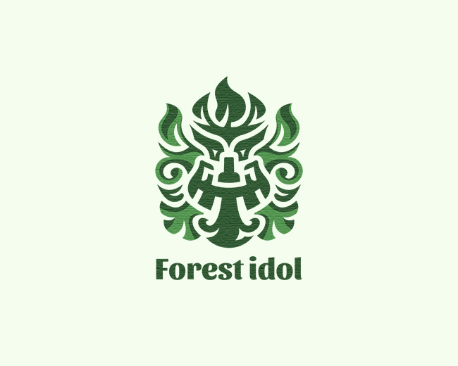 Forest God Logo