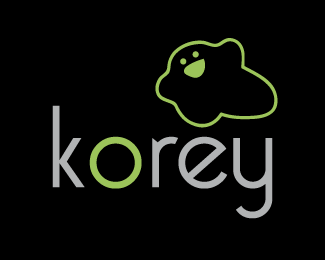 Korey Design (Black/Green)