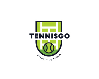 TennisGo logo proposal