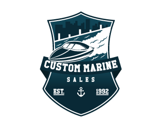 Custom Marine Sales