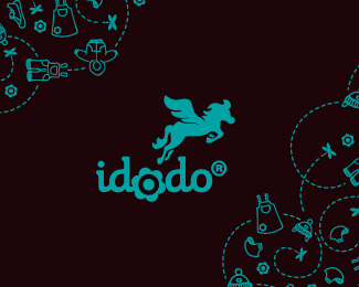 Kids clothes logo - Idodo