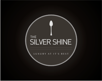 THE SILVER SPOON logo